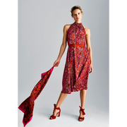 00 Rose Garden Cassidy Dresses W by Worth Worth Collection