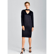 XS Midnight Bianca Dresses W by Worth Worth Collection
