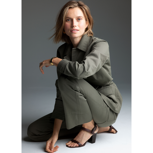 W by Worth Clarence Jacket ${description} $448.00 Available in: Size XXS Color Tree Green