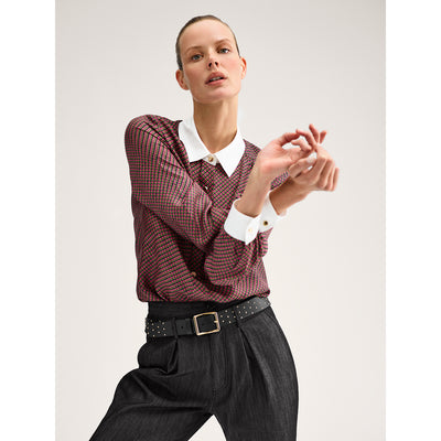 Groove 00 Harper Blouse Blouses & Shirts W by Worth Worth Collection