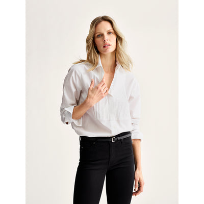 Linen XS Tara Blouse Blouses & Shirts Classics by Worth Worth Collection