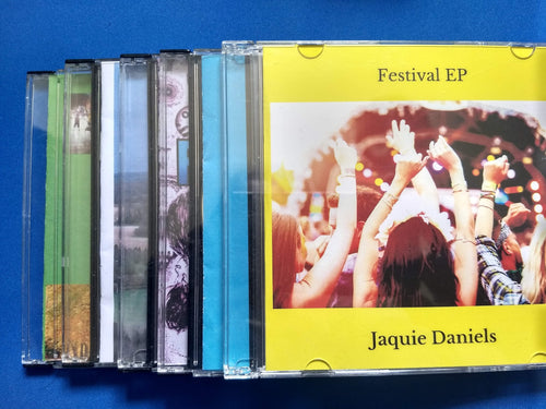Bundle - All Jaquie D's CDs