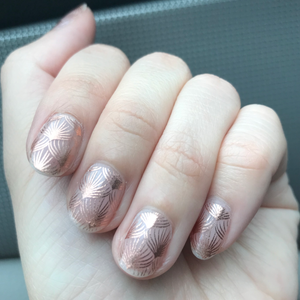 Dandelion (Rose gold) - Yay to Nails
