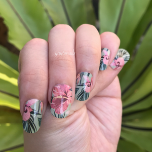 Aloha - Yay to Nails