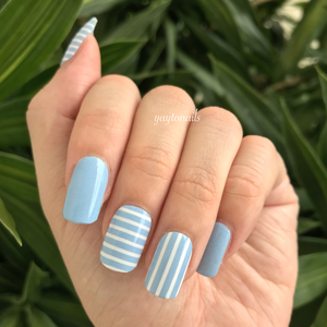 Baby Blues - Yay to Nails