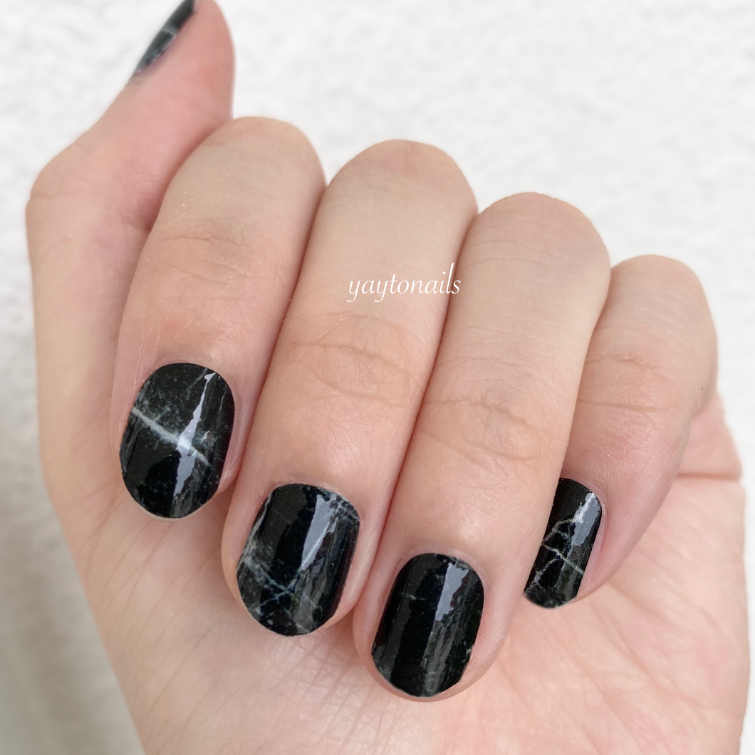 Black Obsidian - Yay to Nails