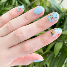Load image into Gallery viewer, Blue paradise - Yay to Nails