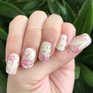 De la Flora - Yay to Nails