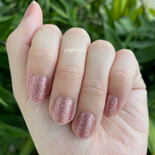 Load image into Gallery viewer, Dusty Pink - Glitter - Yay to Nails