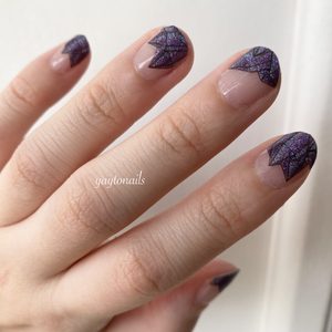 Druzy Crystals - Yay to Nails