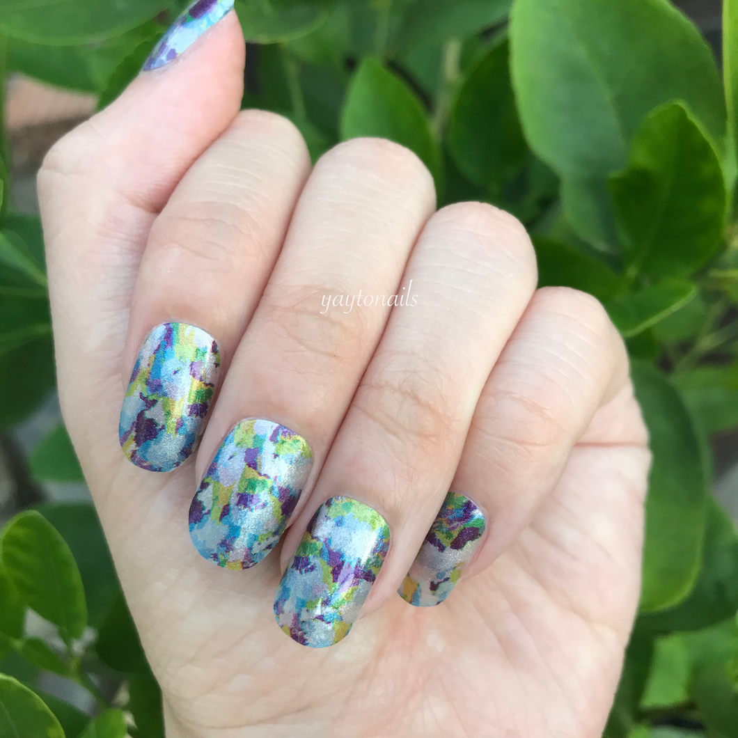 Planet Earth - Yay to Nails