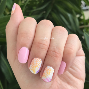 Feathers - Yay to Nails