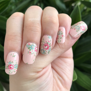 Flower girl - Yay to Nails
