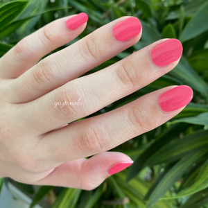 Solid - Fuscia - Yay to Nails