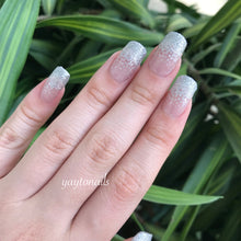 Load image into Gallery viewer, Glam - Silver - Yay to Nails