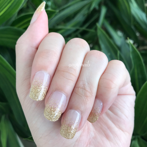 Glam - Gold - Yay to Nails