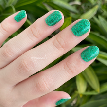 Load image into Gallery viewer, Cactus - Glitter - Yay to Nails