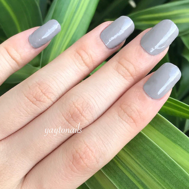 Solid - Grey Matter - Yay to Nails