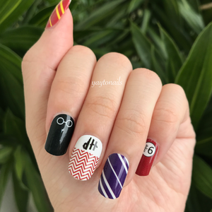 Ur a wizard, Harry - Yay to Nails