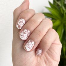 Load image into Gallery viewer, Hibiscus (transparent base) - Yay to Nails