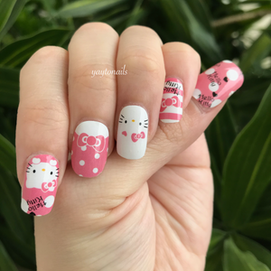 Hello Kitty - Yay to Nails