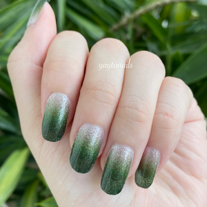 Hulk - Glitter - Yay to Nails
