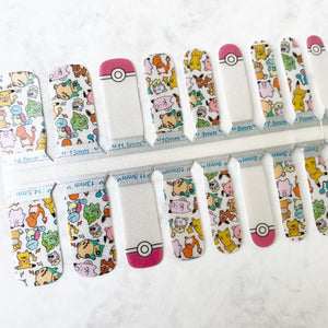 Kids - Poké - Yay to Nails