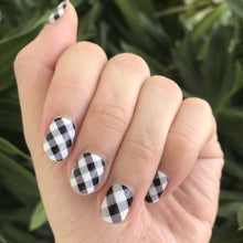 Load image into Gallery viewer, Gingham - Yay to Nails