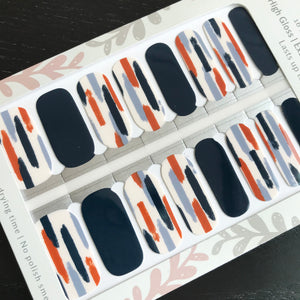 Brush Strokes - Yay to Nails