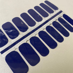 Solid - Navy Blue - Yay to Nails