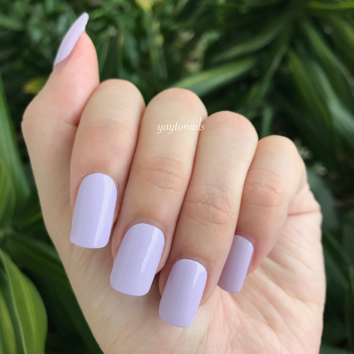 Solid - Lavender - Yay to Nails