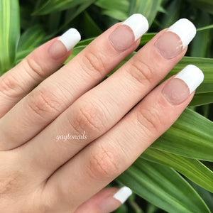 French (Long Nails) - Yay to Nails