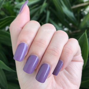 Solid - Mauve - Yay to Nails