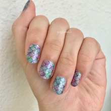 Load image into Gallery viewer, Mermaid Fin Fun - Yay to Nails