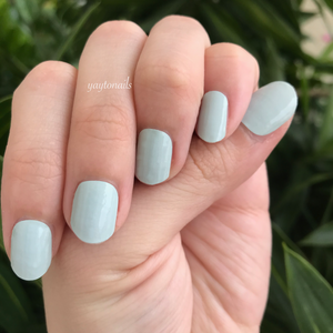 Solid - Mint - Yay to Nails