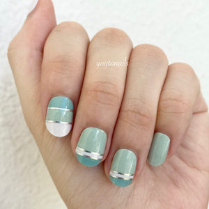 Mint to be - Yay to Nails