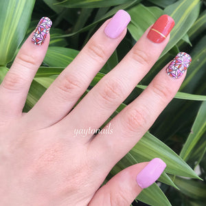 Magenta Magic - Yay to Nails
