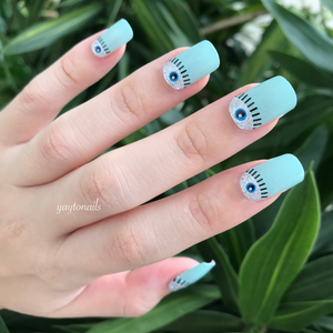 Nice Eyes - Yay to Nails