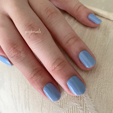 Load image into Gallery viewer, Solid - Pastel Blue - Yay to Nails
