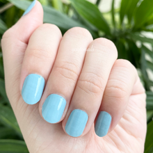 Load image into Gallery viewer, Solid - Powder Blue - Yay to Nails