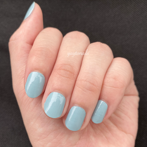 Solid - Powder Blue - Yay to Nails