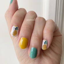 Load image into Gallery viewer, Pineapples🍍 - Yay to Nails