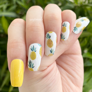 Pineapples🍍 - Yay to Nails