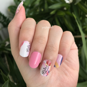 Pink Days Ahead - Yay to Nails