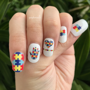 Puzzle 🧩 - Yay to Nails