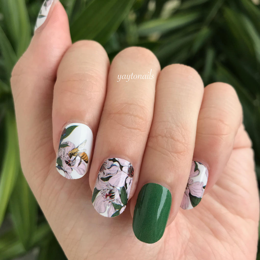 Queen B - Yay to Nails