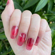 Load image into Gallery viewer, Red Garnet - Yay to Nails