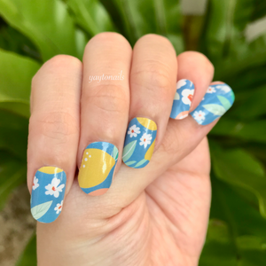 Summer Fruit Farm - Yay to Nails