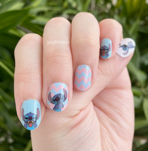 Stitch - Yay to Nails