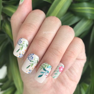 Spring Sprung - Yay to Nails